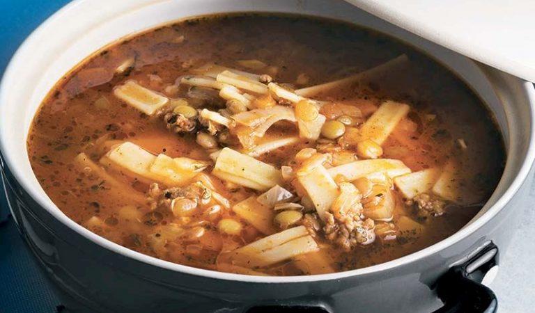 Sakala Çarpan Çorbası Nasıl Yapılır?