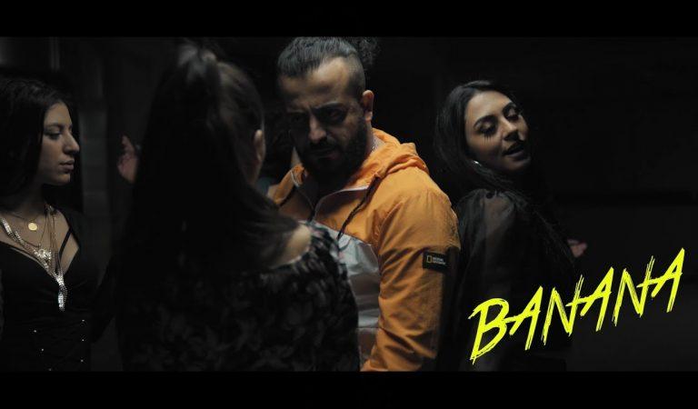Velet – Banana Video Klibiyle Yayında