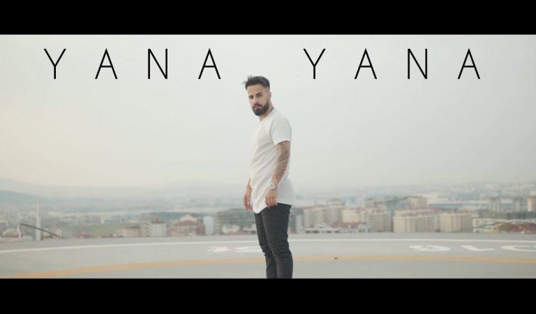 Veysel Mutlu Yeni Klibi 'Yana Yana' Paylaşıldı!