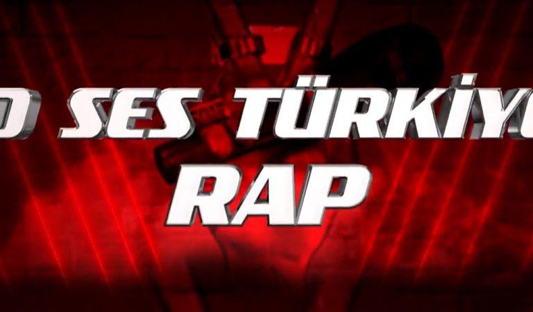 O Ses Rap Tanıtımı Yayınlandı