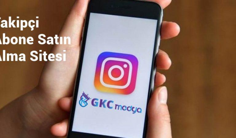 Takipçi ve Abone Satın Alma Sitesi Gkcmedya.com