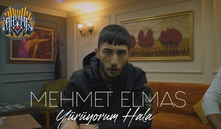 Mehmet Elmas 'Yürüyorum Hala' Teklisiyle Geri Döndü!