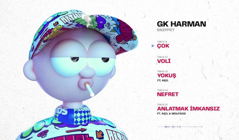 Aşıl X GK 'Yokuş' Tüm Platformlarda Yayında!