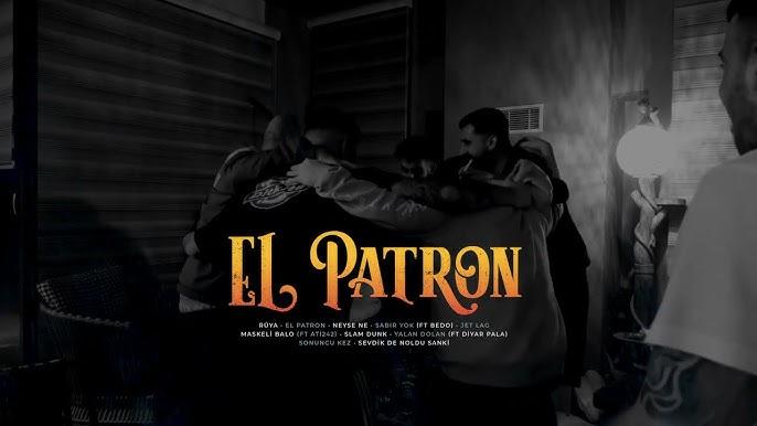 Patron 'El Patron' Albümü Yayınlandı!