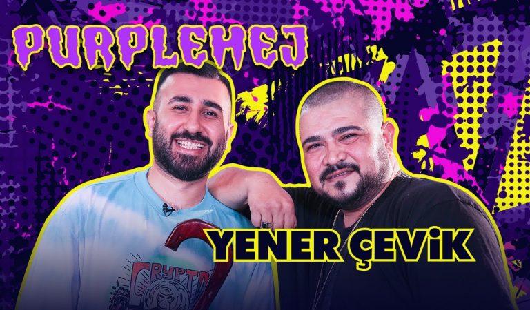 Yener Çevik 'Purplehej' Ekranlarında!