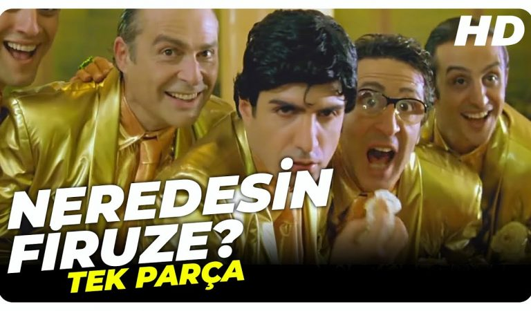 Neredesin Firuze Türk Komedi Filmi Tek Parça İzle