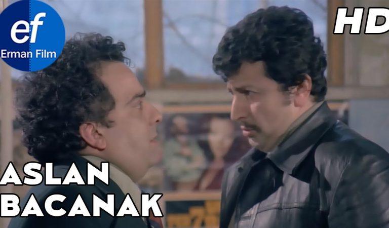 Aslan Bacanak Türk Filmi İzle