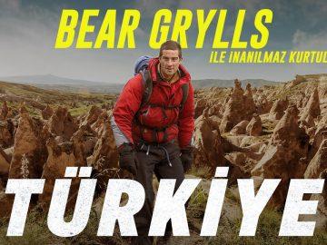 Bear Grylls ile İnanılmaz Kurtuluş