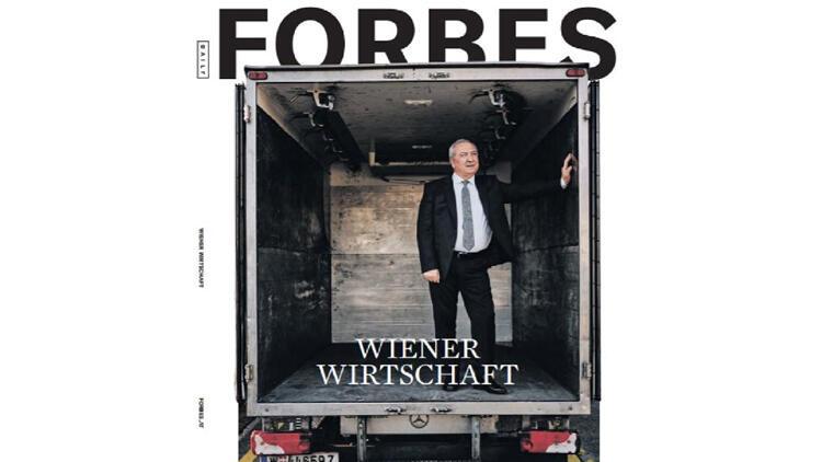 5 bin euro için gitti milyon eurolara hükmetmeye başladı! Forbes başarıyı dergiye taşıdı