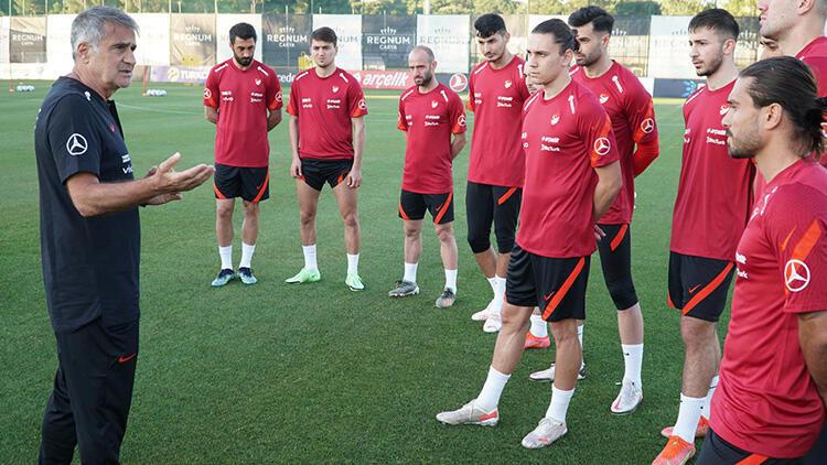A Ulusal Grup EURO 2020 hazırlıklarına başladı