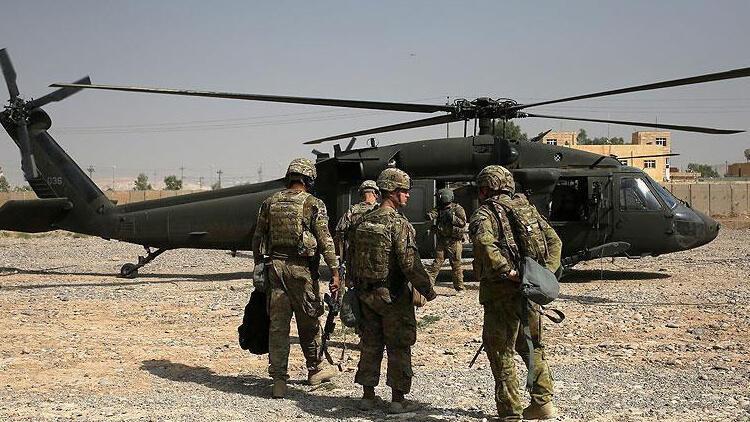 ABD Afganistan'daki üsleri teslim etmeye başladı