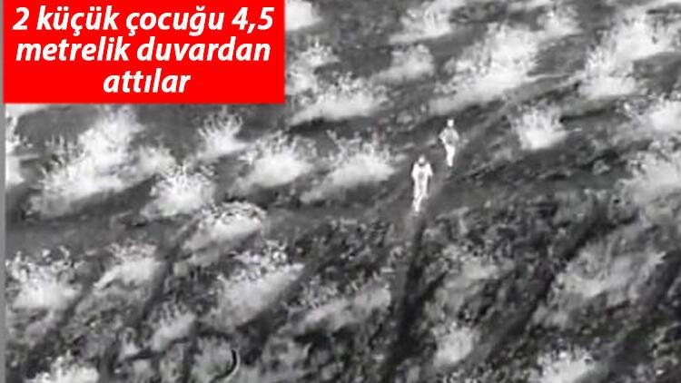 ABD-Meksika sınırındaki insanlık dramı kamerada