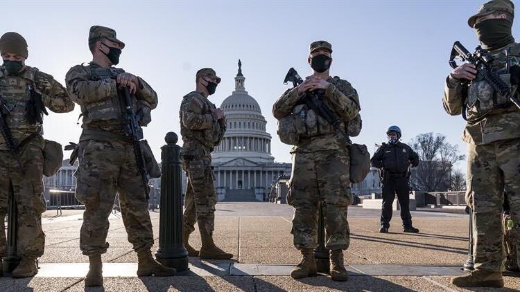ABD'de baskın korkusu bir kez daha meclis oturumunu iptal ettirdi