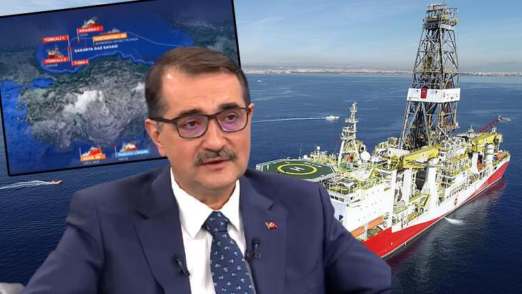Akdeniz ve Karadeniz'de yeni müjdeler… Bakan Dönmez'den heyecanlandıran açıklama: Haziranı bekleyelim