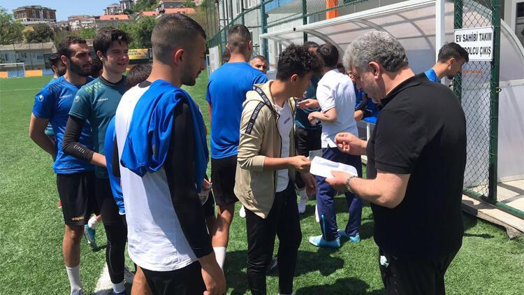 Alibeyköyspor'da 70 yıllık gelenek