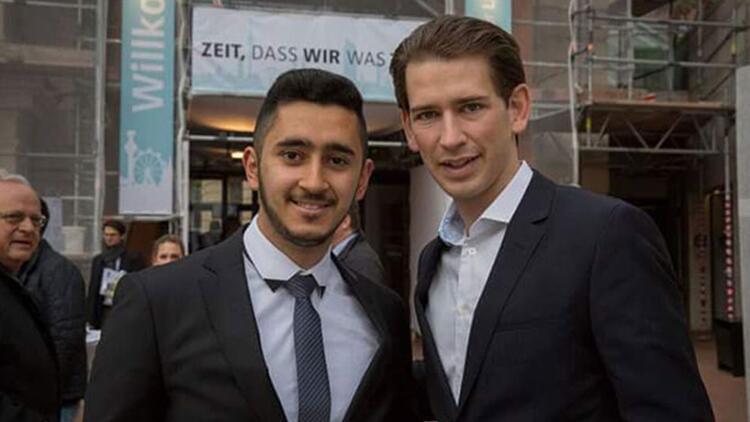 Avusturya Başbakanı Kurz'un partisi Filistin'e destek veren siyasetçiyi partiden ihraç etti