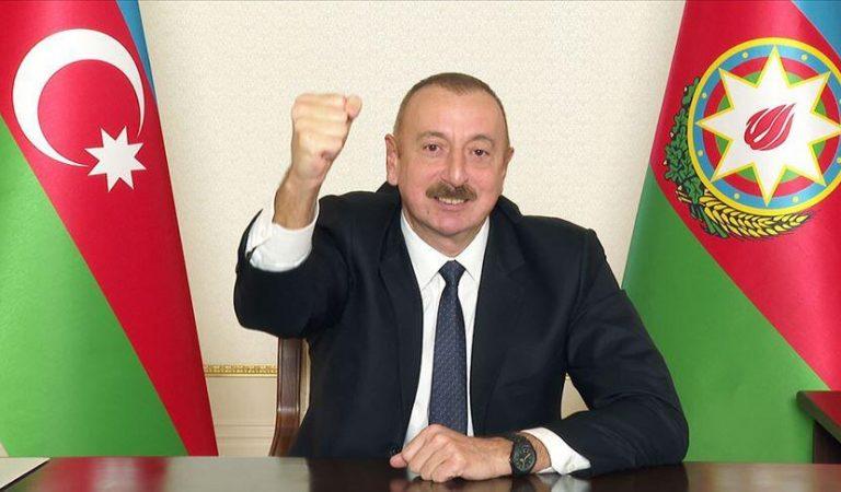 Azerbaycan Cumhurbaşkanı Aliyev'den mesaj: Türk dünyasını birleştirecek