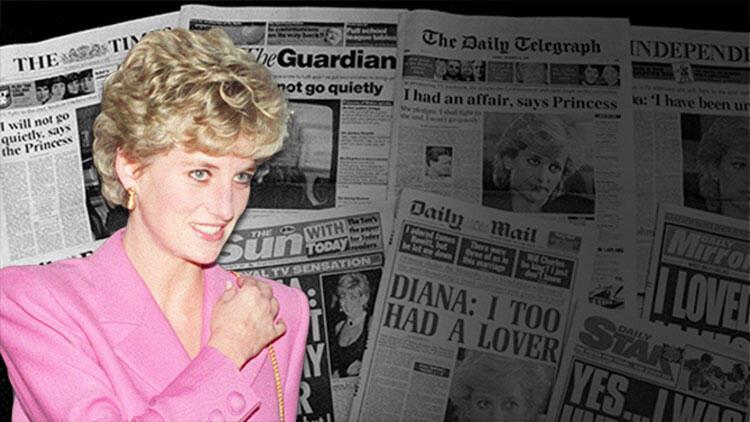 BBC'nin Prenses Diana röportajının içyüzü ortaya çıktı! Prensler William ile Harry tepkili