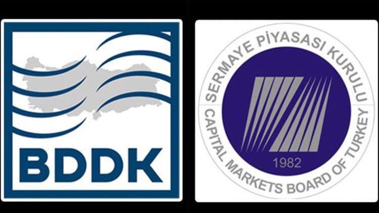 BDDK ve SPK'dan önemli açıklamalar