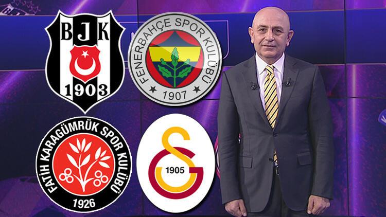 Beşiktaş maçı öncesi Süleyman Hurma: 'Kötü niyetliler Fenerbahçe'den teşvik aldı diyecek ama…'