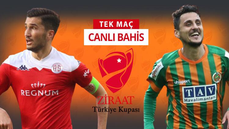 Beşiktaş'ın finaldeki rakibi hangi takım olacak? Antalya derbisinin iddaa'da favorisi…