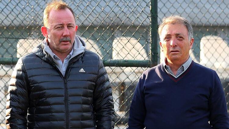 """Beşiktaş'ta Ahmet Nur Çebi ayrılığı duyurdu! """"Dorukhan elimi öpüp izin istedi"""""""