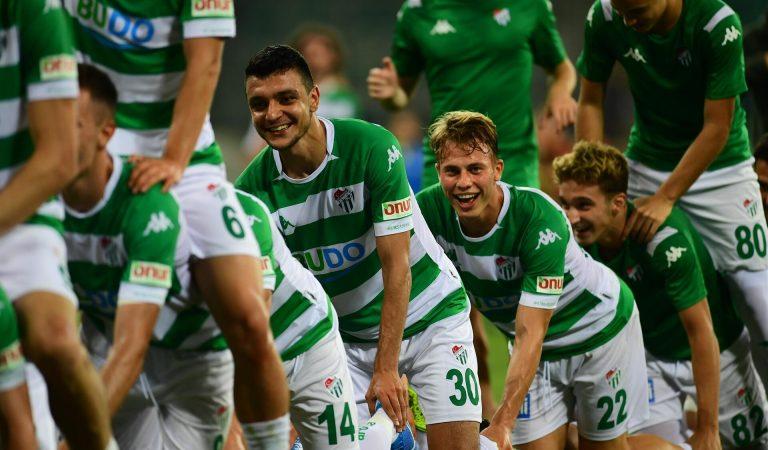 Bursaspor – Akhisarspor: 2-1