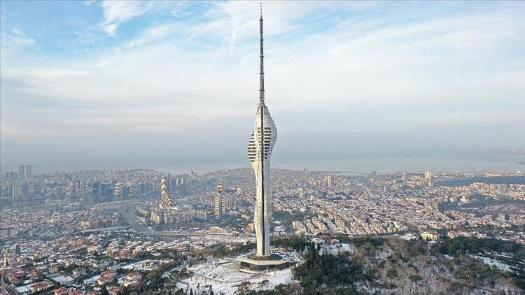 Çamlıca Kulesi açılıyor