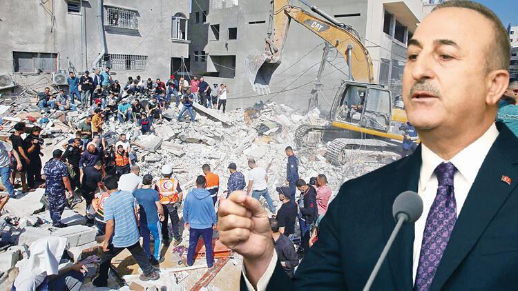 Çavuşoğlu'ndan birlik ve kararlılık mesajı: Türkiye her adımı atmaya hazır