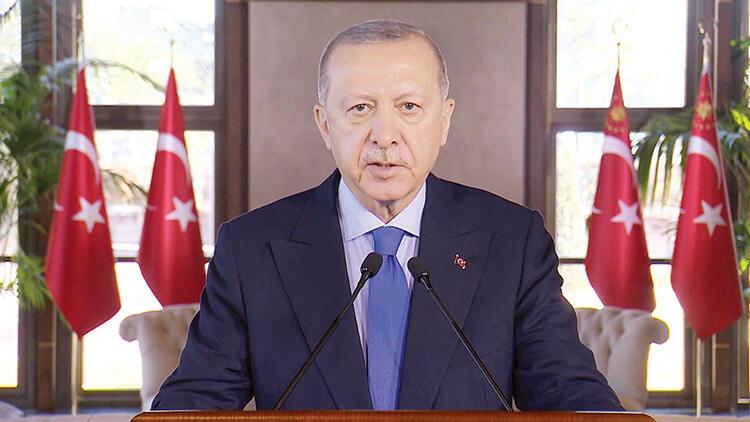 Cumhurbaşkanı Erdoğan: Uluslararası sermaye girişleri artıyor