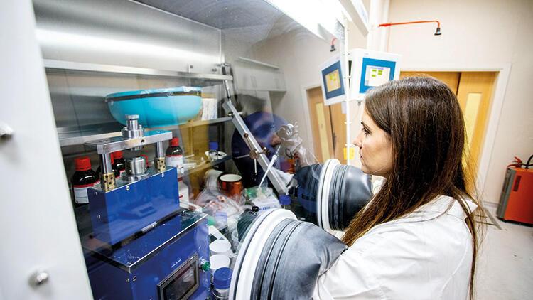 Doç. Dr. Damla Eroğlu Pala: Bataryaların kapasitesi 5 kat artacak
