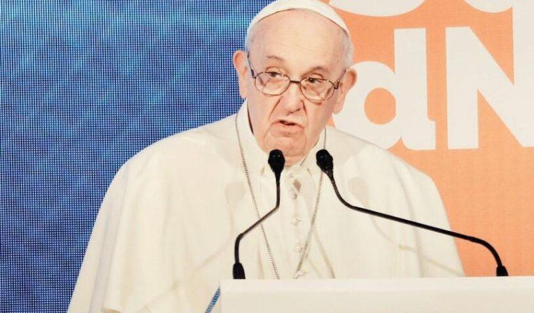 Erdoğan'dan Papa'ya: İsrail dersini almalı