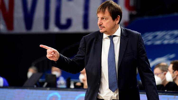 """Ergin Ataman'ın hedefi Euroleague şampiyonluğu! """"Avrupa'nın en iyisiyiz"""""""