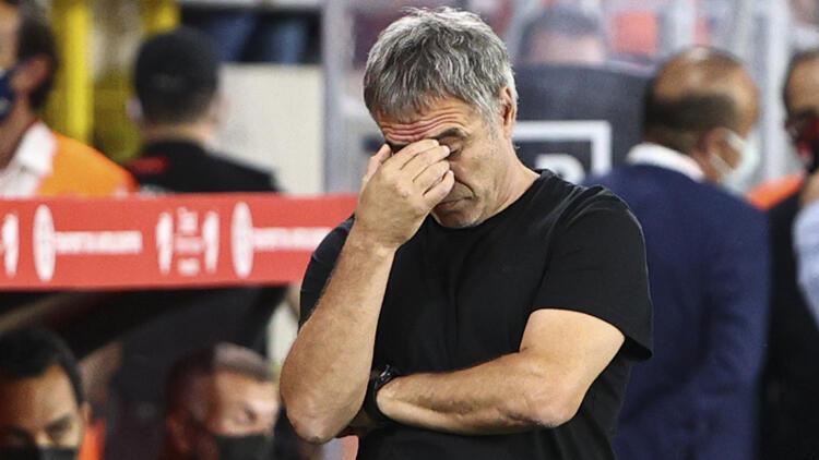 Ersun Yanal şeytanın bacağını yine kıramadı! Türkiye Kupası'nda ilk kez…