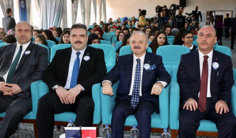 Eskişehir'de lise öğrencilerine dijital güvenlik eğitimi