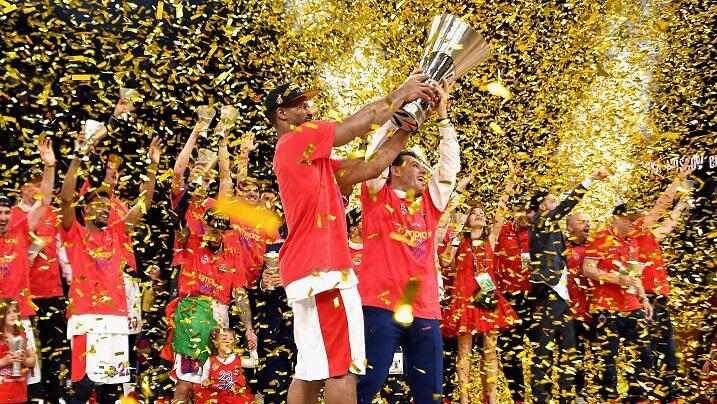 Euroleague'de Dörtlü Final'in gediklisi: CSKA Moskova