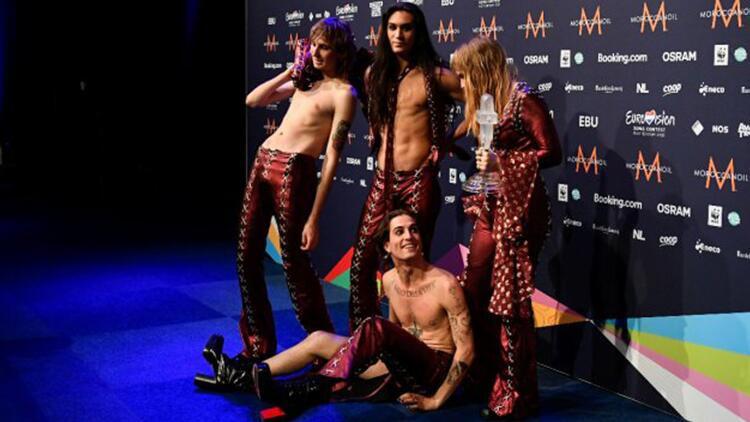 Eurovision birincisi yine gündemde… Bir skandal daha!