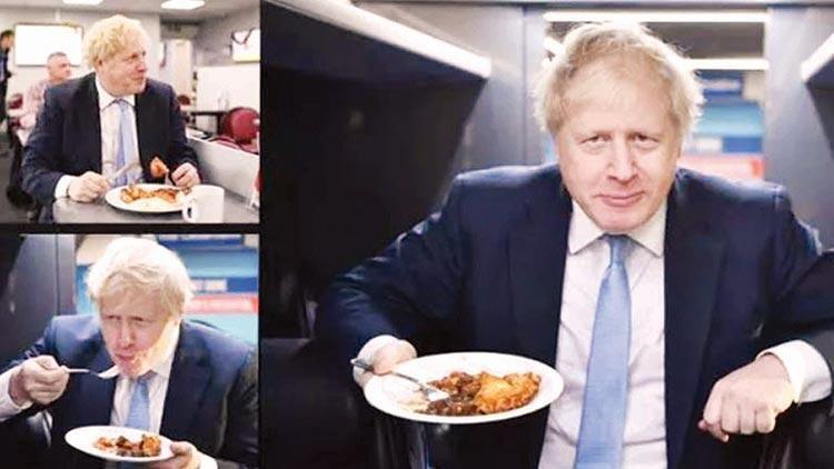 Fazla kilolara savaş açan Johnson: En sevdiğim yemek kebap