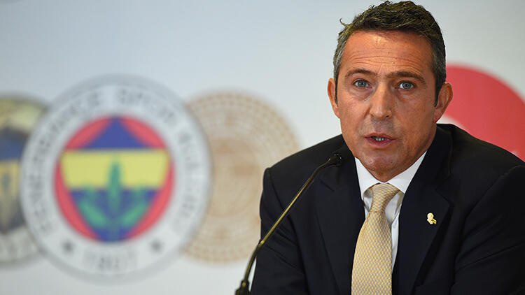 Fenerbahçe'de başkan adaylığını açıklayan Ali Koç'tan flaş sözler!