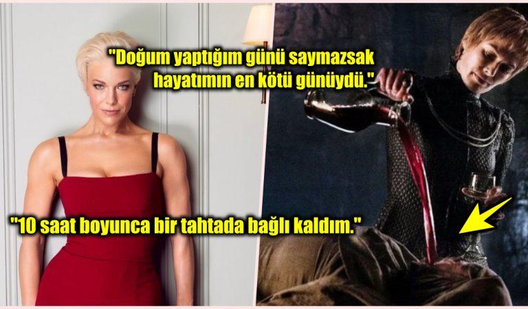 'Game of Thrones' Oyuncusu Hannah Waddingham Yıllar Sonra İlk Defa İşkence Sahnesi Hakkında Konuştu!