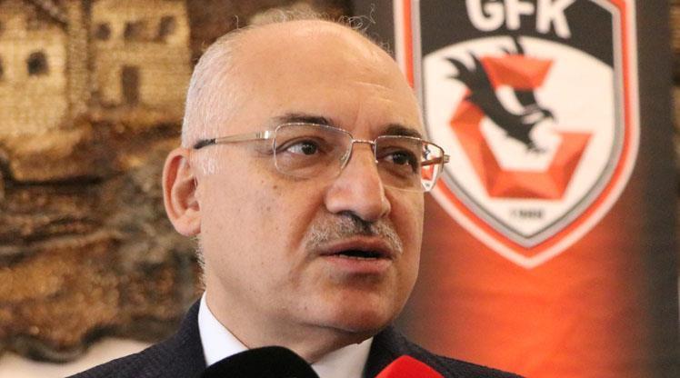 """Gaziantep FK Başkanı Mehmet Büyükekşi: """"Her puanın öneminin bilincindeyiz…"""""""