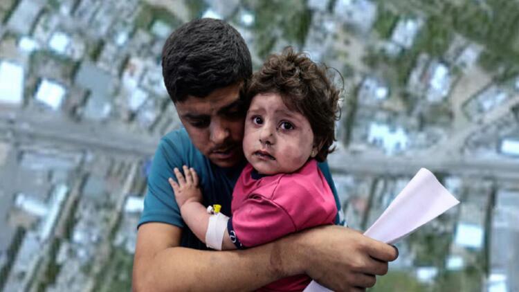 Gazze, Google haritalarında neden bulanık görünüyor?