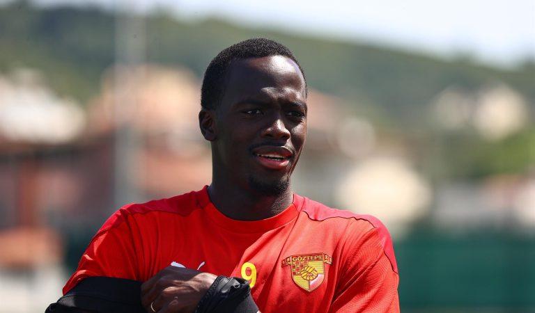 """Göztepeli Cherif Ndiaye: """"Antrenmanlarda ve maçlarda her şeyimi vermeye çalıştım…"""""""