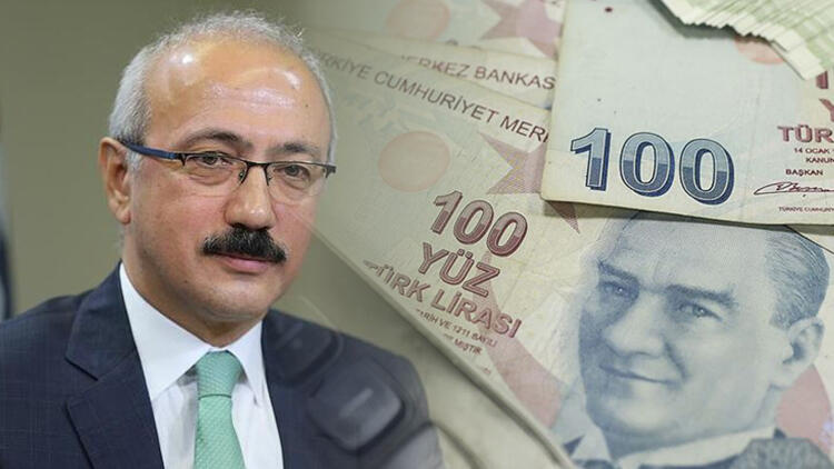 Hazine ve Maliye Bakanı Elvan'dan nefes kredisi ve kripto düzenlemesi hakkında açıklama