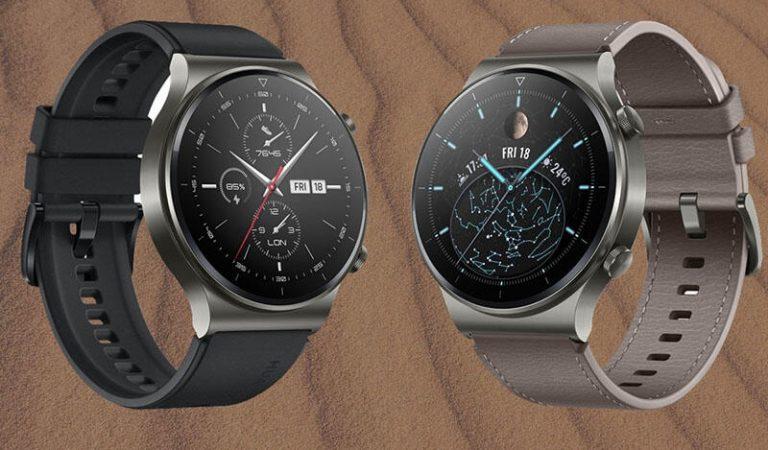 Huawei Watch GT 2 Pro artık EKG özelliğine de sahip