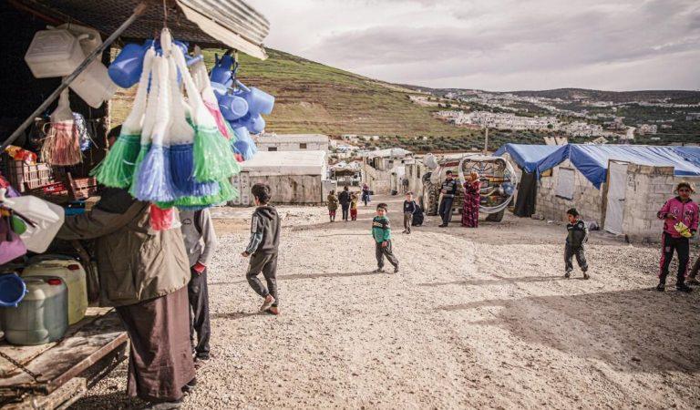 İdlib sakinleri ramazana yeniden acıyla giriyor