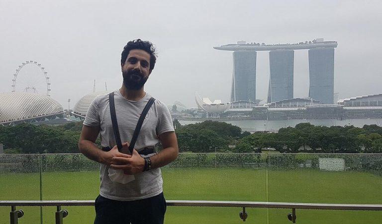 Iğdır'dan Singapur'a uzanan bir başarı öyküsü