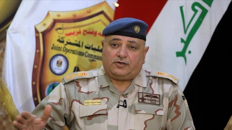 Irak Ortak Operasyonlar Komutanlığı Sözcüsü: Sincar'da PKK faaliyetlerine izin verilmeyecek
