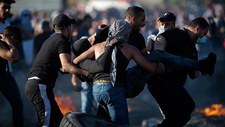 İsrail güçlerinin Batı Şeria'daki gösterilere müdahalesinde yaşamını yitirenlerin sayısı 4'e yükseldi