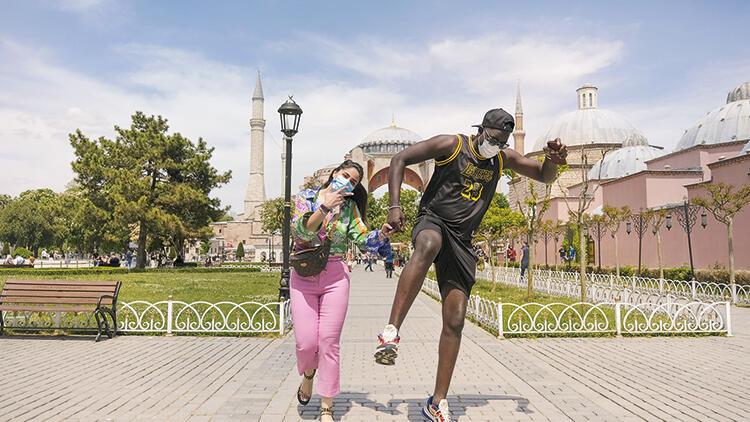 İstanbul'un 'yalnız' turistleri